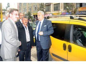 """Tesk Genel Başkanı Palandöken: """"Zorunlu Trafik Sigortası İle Kasko Sigortası Birleşmeli"""""""