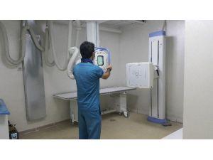 Batman Bölge Devlet Hastanesi'nde Röntgen Cihazı 8'e Çıktı