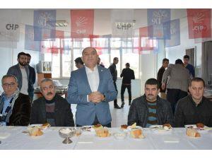 Milletvekili Tarhan: Size tutuklu gazetecilerin selamını getirdim