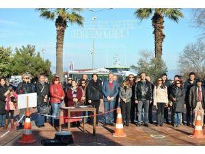 Mudanya'da Körler Haftası Etkinliği