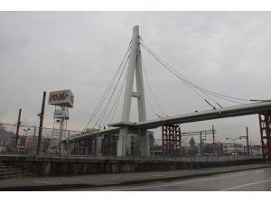 Valilik Yaya Köprüsünde Çalışmalar Sürüyor