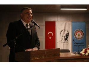 Başkan Kesimoğlu 10 Ocak Çalışan Gazeteciler Günü'nü Kutladı