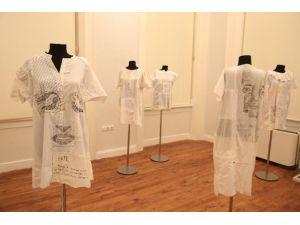 Kadına Şiddete Karşı Tılsımlı Gömlekler
