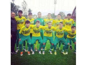 Şanlıurfaspor U21'den 3 Oyuncuyla Sözleşme İmzaladı