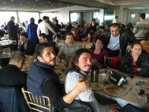 Gazeteciler Üsküdar'da Buluştu