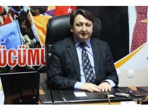 """AK Parti Bartın İl Başkanı Manav: """"Basın Tanıtıma Önemli Katkı Sağlıyor"""""""
