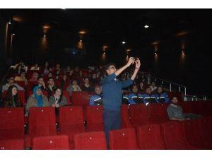 Emniyet Müdürlüğünün Sinema Etkinlikleri Sürüyor