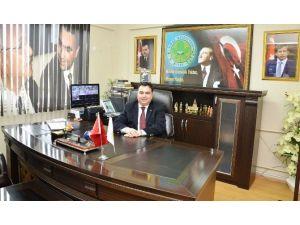 Başkan Kılınç, 10 Ocak Çalışan Gazeteciler Günü'nü Kutladı