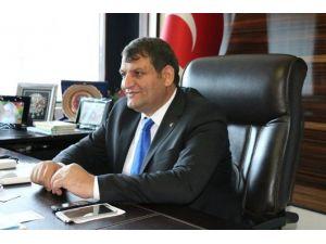 Abdülhakim Ayhan'ın , 10 Ocak Çalışan Gazeteciler Günü Mesajı