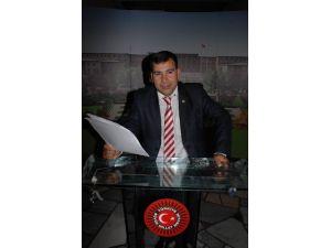 Abdullah Yiğit 'Ten 10 Ocak Gazeteciler Günü Mesajı
