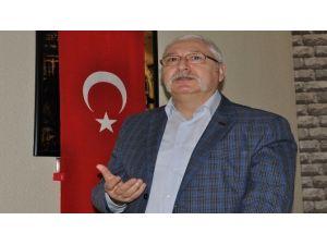 Bandırma Belediye Başkanı Dursun Mirza,