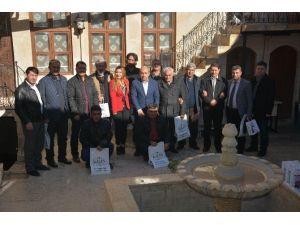 Kara, Gazeteciler Günü'nde Kilis Basını İle Bir Araya Geldi