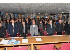 AK Parti Tuşba İlçe Başkanlığı Ocak Ayı Danışma Meclis Toplantısı