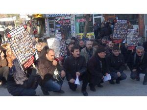 Ankara'da patlamada ölenler üçüncü ayında Elazığ'da anıldı