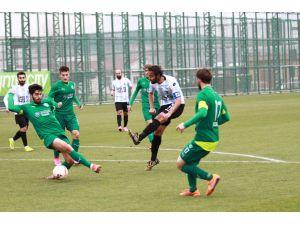 Yeşil Bursa: 1 - Erzurum Büyükşehir Belediyespor: 0