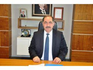 Prof. Dr. Osman Şimşek Çalışan Gazeteciler Günü'nü Kutladı