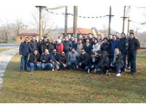 Macera Park Pirelli Fabrikası Yönetici Ve Çalışanlarını Misafir Etti