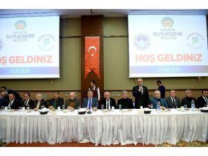 Malatya'da 10 Ocak Çalışan Gazeteciler Günü Kutlandı