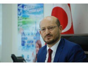 Başkan Özcan, Gazetecilerle Buluştu
