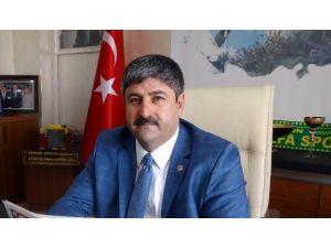 Eyyüpoğlu 10 Ocak Çalışan Gazeteciler Günü'nü Kutladı