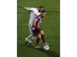 1461 Trabzon: 0 – Beşiktaş: 1 (İlk yarı)