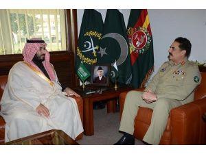 Pakistan'dan Suud önderliğindeki terörle mücadele koalisyonuna olumlu cevap