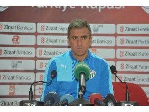 Bursaspor, Bolu Engelini 3 Golle Aştı