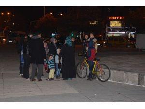Depremin Merkez Üssü Hacıduraklı'da Hasar Yok