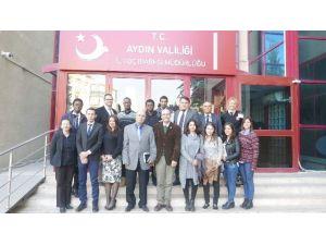 Aydın'da Göçmenlerin Her Türlü İhtiyacı Karşılanıyor