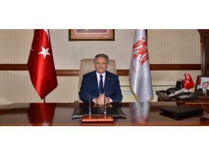 Vali Süleyman Kahraman'ın 10 Ocak Türk İdareciler Günü Mesajı