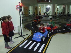 GKV'ye Trafik Eğitim Parkı