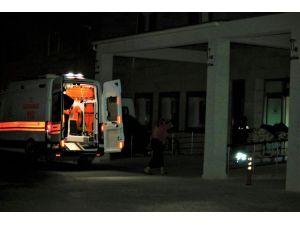 Kırşehir'de sobadan zehirlenen 4 kişi hastaneye kaldırıldı