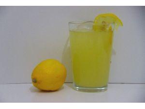 Vücut Direncinin Çaresi Limonata