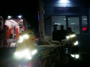 Duvardan Düşen Tüfekten Çıkan Saçmalar, 4 Yaşındaki Çocuğu Yaraladı