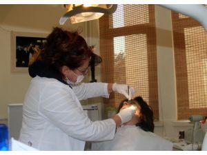 Nikah için başvuranlara ücretsiz ağız ve diş sağlığı hizmeti