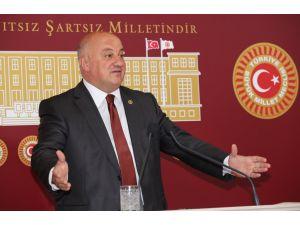 CHP'li Bayraktutan, kamu avukatlarının sorunlarını Meclis'e taşıdı