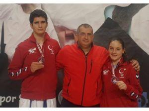 Bodrumlu Karatecilerden Yeni Başarı