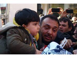 Şehit Polis, Son Kez Baba Ocağında