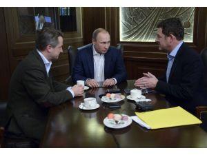 Putin: NATO, dünya güvenliği için genişlemekten vazgeçmeli