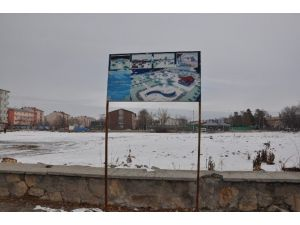 Cenub-i Garbi Kafkas Cumhuriyeti Parkı'nın Yapımı Bir Başka Bahara Kaldı