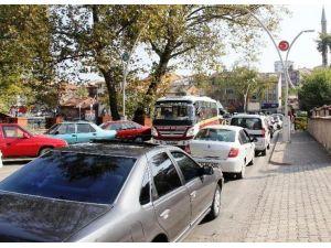 Bartın'da Araç Sayısı 45 Bin 20 Oldu