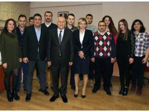 Başkan Yaşar, Çalışan Gazeteciler Günü'nü Kutladı