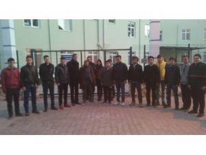 Didim'de Ülkücü Gençler Huzurevi Sakinlerini Ziyaret Etti