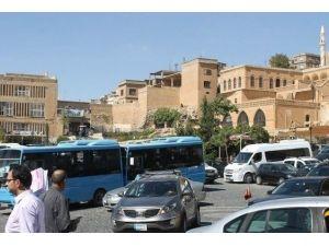 TRC 3 Bölgesi'nde En Çok Araç Mardin'de