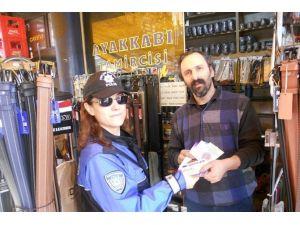 Polis Dolandırıcılık Olaylarına Karşı Uyardı