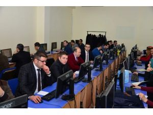 Kamu Personeline Bilgisayar Eğitimi