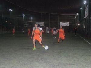 Şampiyonlar Ligi Formatında Düzenlenen Köy Turnuvasında Eleme Maçları Başlayacak