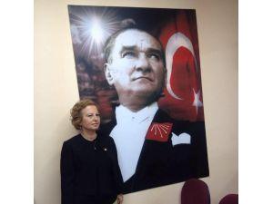 Balcı'nın İlk İşi, İlçe Kadın Kollarını Dolaşmak Olacak