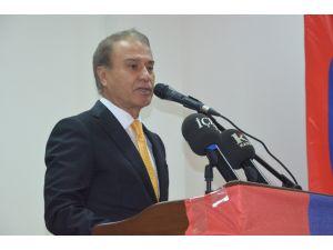 Mersin İdmanyurdu'nda başkanlığa Hüseyin Çalışkan seçildi