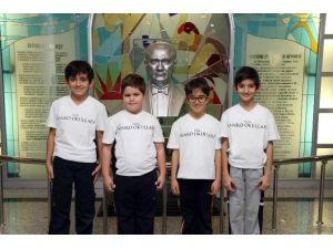 Özel Sanko Okulları Öğrencilerinin Satranç Başarısı